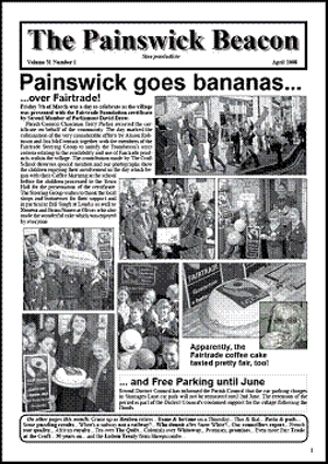 Painswick Beacon April 2008 Edition