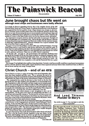 Painswick Beacon July 2010 Edition