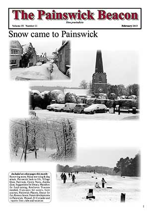 Painswick Beacon February 2013 Edition