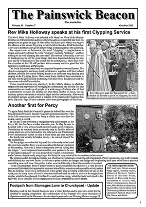 Painswick Beacon October 2013 Edition