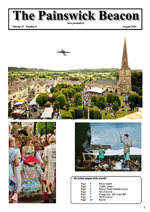 Painswick Beacon August 2014 Edition