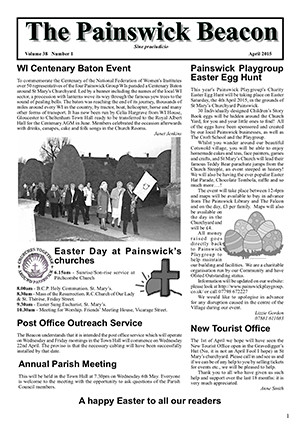 Painswick Beacon April 2015 Edition