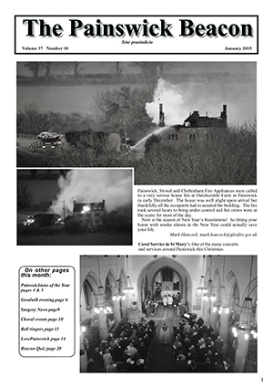 Painswick Beacon January 2015 Edition
