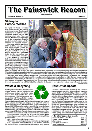 Painswick Beacon June 2015 Edition