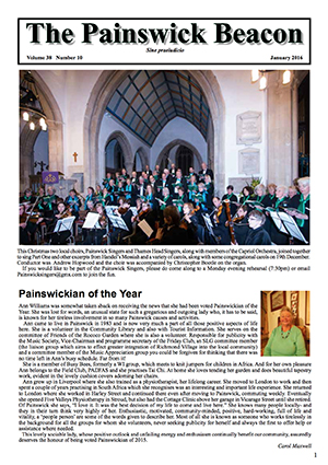 Painswick Beacon January 2016 Edition
