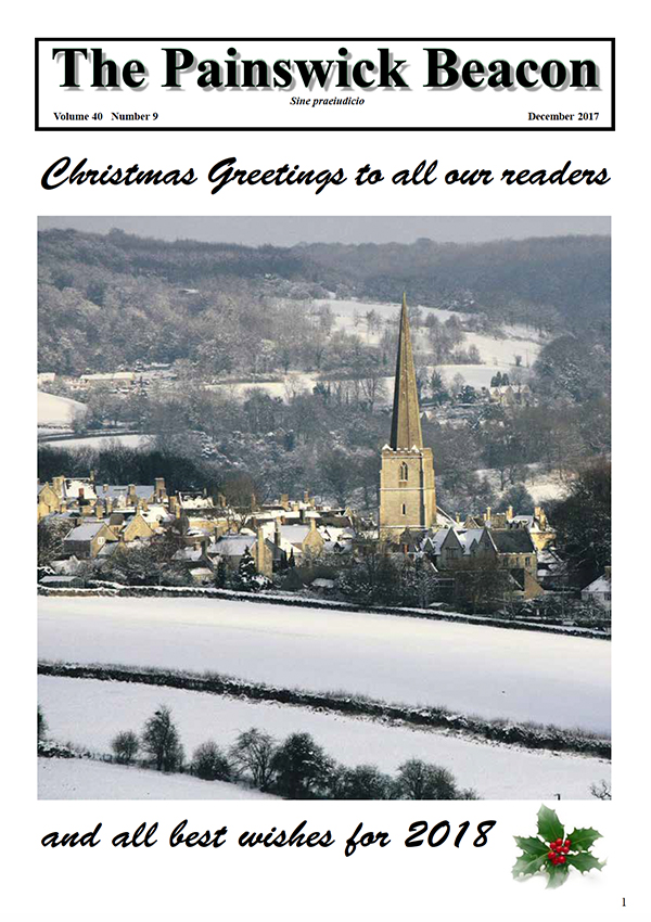 Painswick Beacon December 2017 Edition